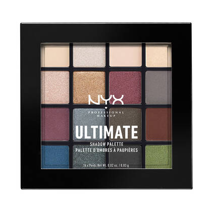 ULTIMATE SHADOW PALETTE - Smockey and Highlight