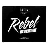 ASOS x NYX Professional Makeup – Rebel With A Cause Eyeshadow Palette