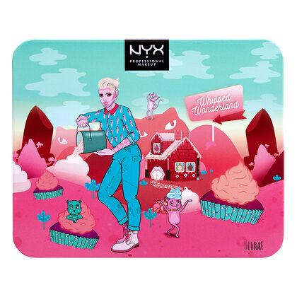 Whipped Wonderland Shadow Set by Nyx