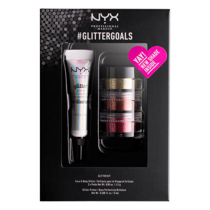 #Glitter Goals   Kit 2 by Nyx