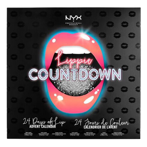 LIPPIE COUNTDOWN ADVENT CALENDAR