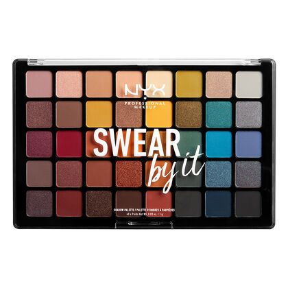 Swear By It Shadow Palette by Nyx