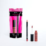 Pink Nude Lip Gift Set