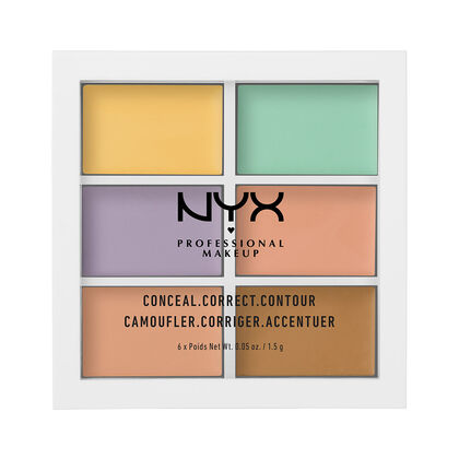 Colour Correcting Palette