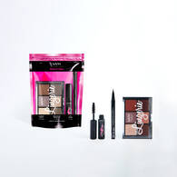 Natural Hype Eyeshadow, Eyeliner & Mascara Gift Set
