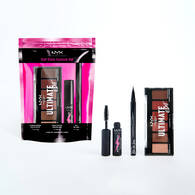 Soft Glam Eyeshadow, Eyeliner & Mascara Gift Set