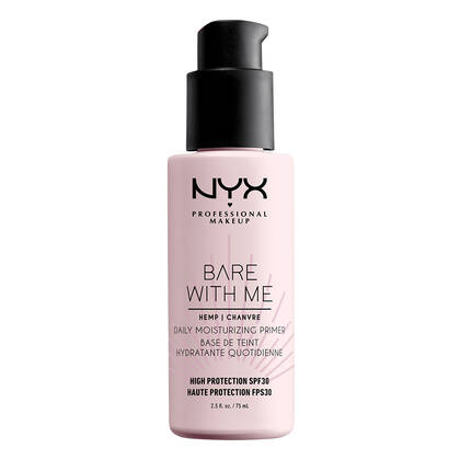 Bare With Me Hemp SPF 30 Daily Moisturising Primer